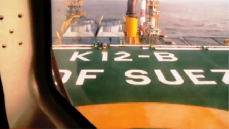 K12-B-Video_GDF Suez Gets NPD Nod for North Sea Drilling